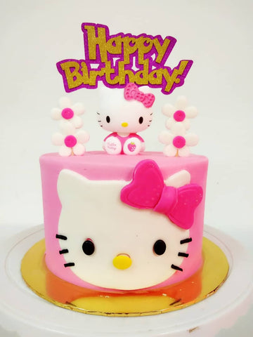 Hello Kitty Cake (Design B)
