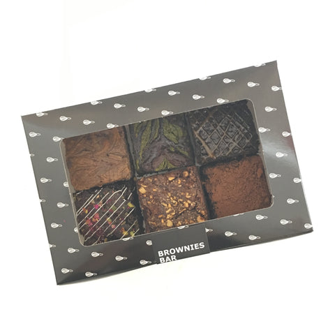 Brownies Box (6 pieces)
