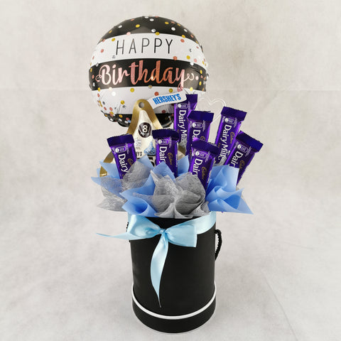 Chocolate Balloon Gift Box 21
