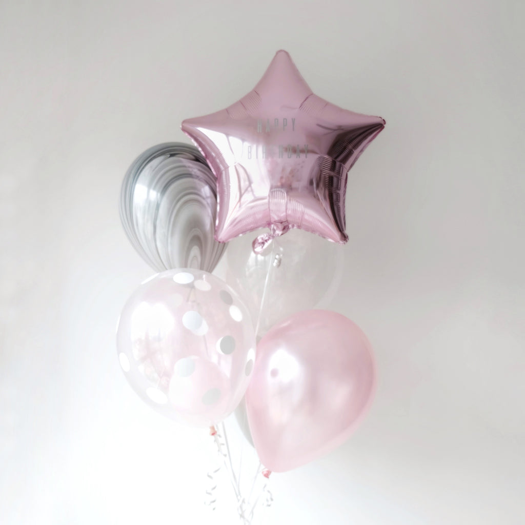 Balloon Bunch (Pink)