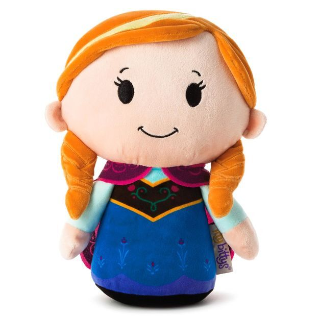Itty Biggys® Anna Plush Toy