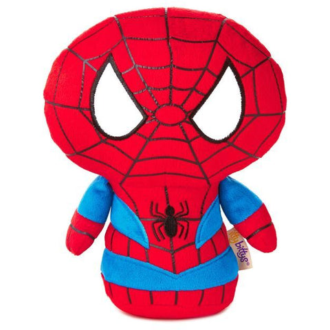 Itty Biggys® Spiderman Plush Toy