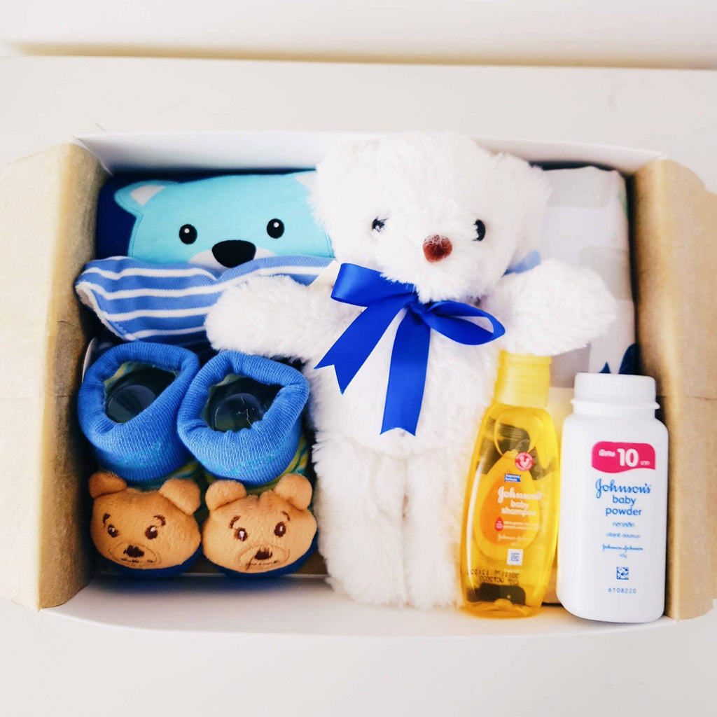 Snuggabear Gift Box (Nationwide Delivery)