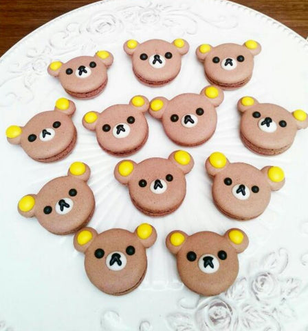 Rilakkuma Macarons (Self Pickup Only)