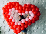 3D Balloon Heart