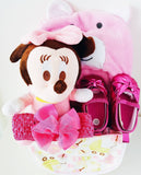 Baby Minnie Gift Basket
