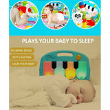 Baby Play Gym with Rattle Toy Gift Set