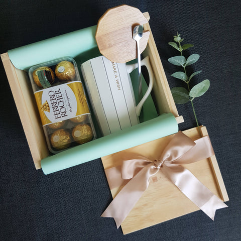 FOOD & BEVERAGE GIFT SET 05 (Nationwide Delivery)