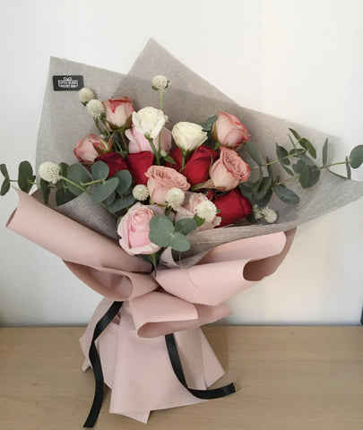 Valentine's Special - Rose Bouquet