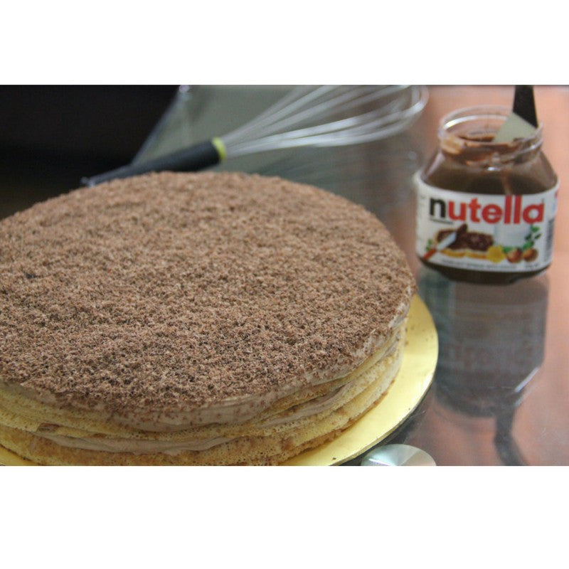 Nutella Mille Crepe (Self Pickup Only)