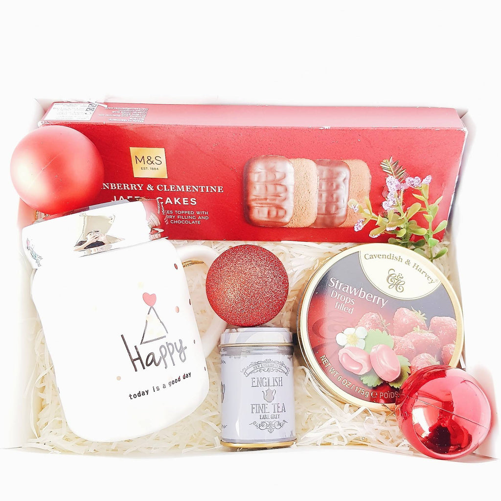 WHITE CHRISTMAS Hamper 2018