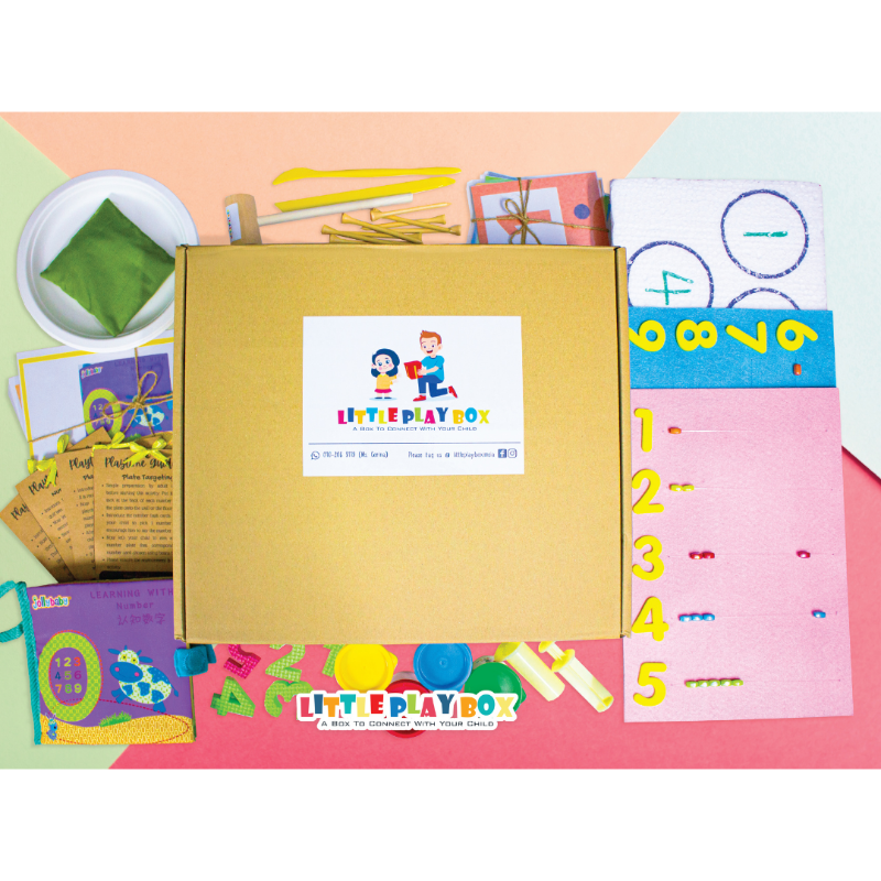 Learning with Numbers Playbox