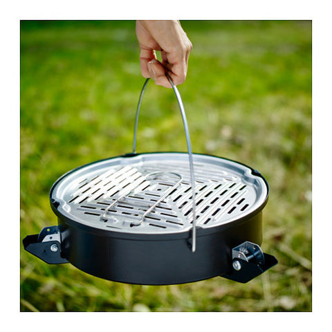 KORPÖN Portable Charcoal Barbeque