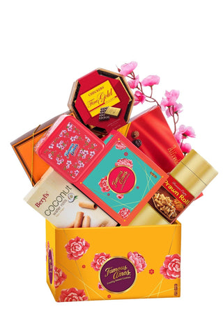 Famous Amos Chinese New Year 2019 Hamper C19-11