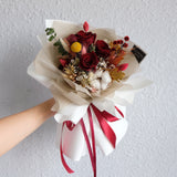 Kumiko Preserved & Dried Flower Bouquet