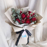 Valentine's Day 2020 Red Roses Bouquet 2 (Kuching Delivery Only)