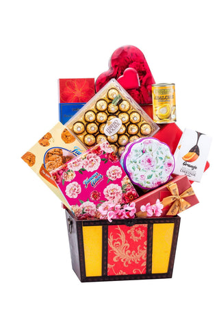 Famous Amos Chinese New Year 2019 Hamper C19-03