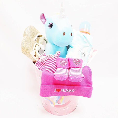 Unicorn Baby Girl Gift Box (Nationwide Delivery)