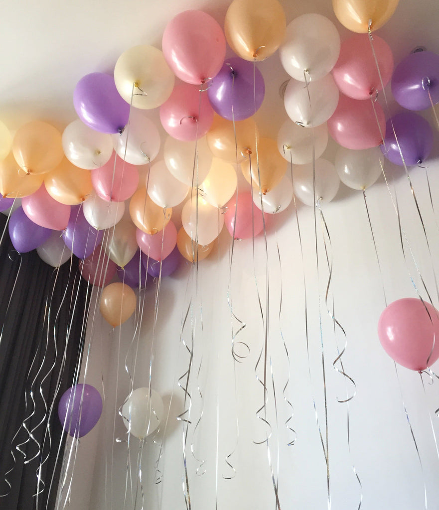 Helium Balloon Room Surprise Decor