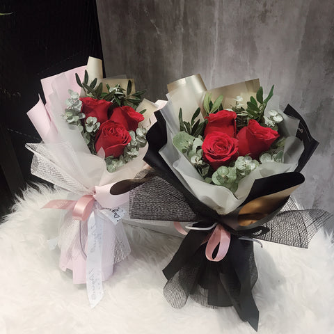 Little Cute Bouquet V15 - Valentine's Day 2019