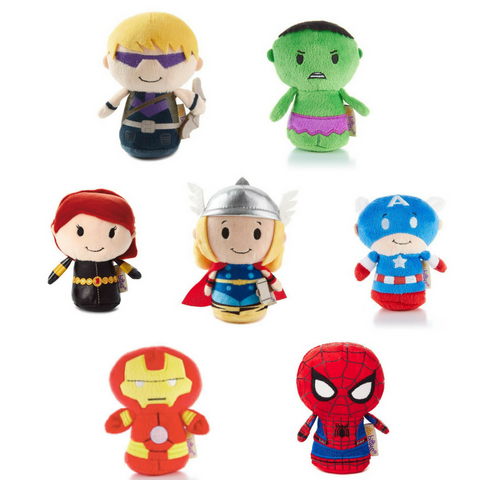 Itty Bitty® Avengers Set (Set of 2)