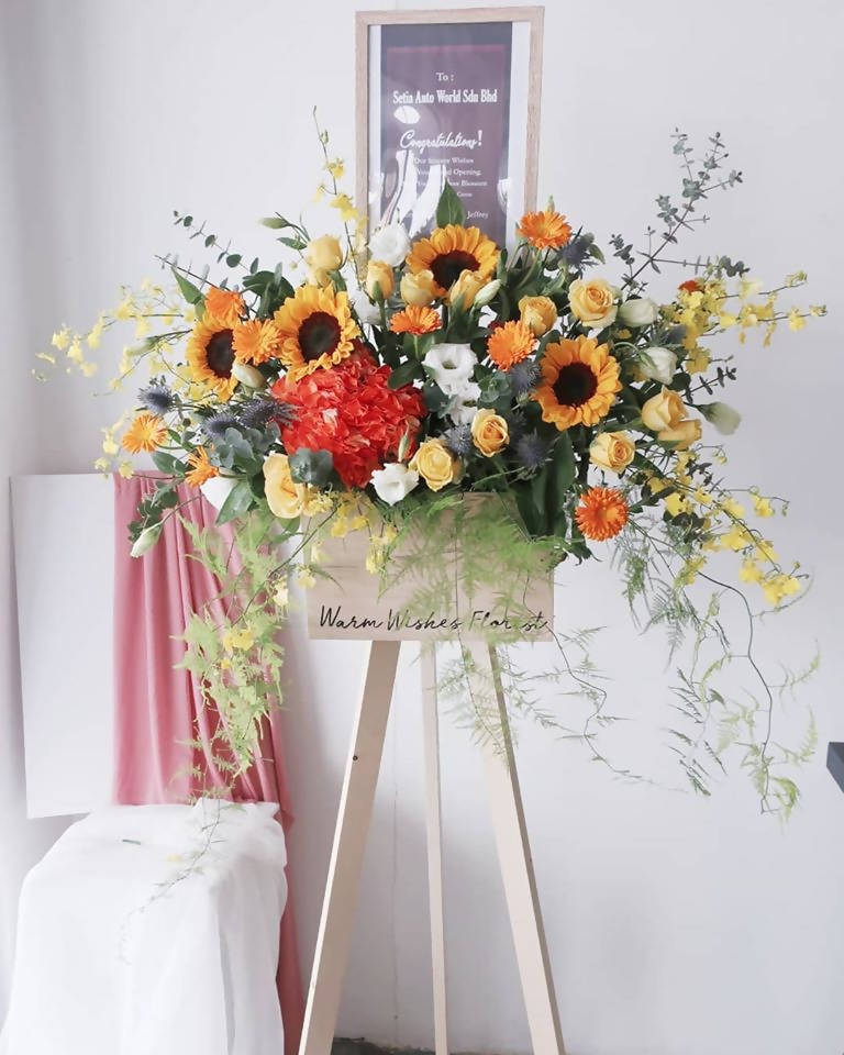Sunshine Flower Stand