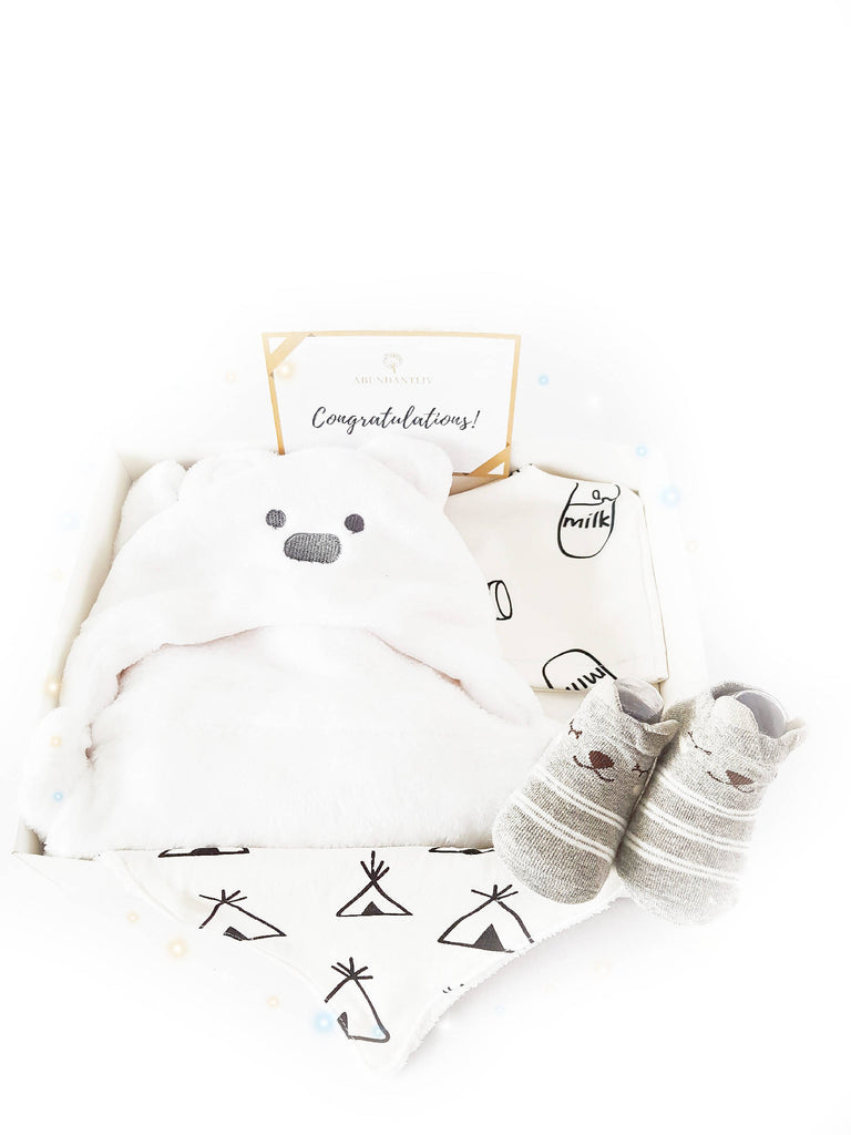 Beary Love Baby Gift Box (Klang Valley Delivery Only)