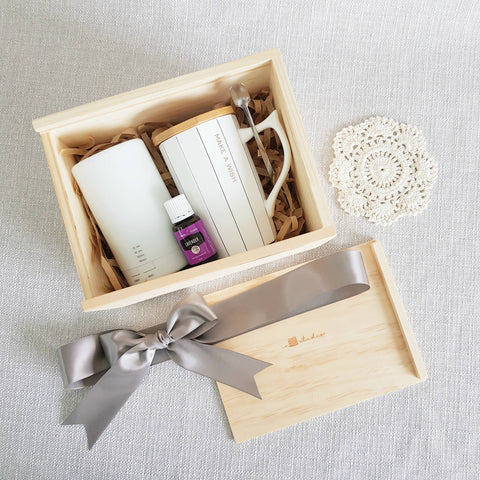 AIR DIFFUSER PINE WOOD GIFT SET 13 (Nationwide Delivery)