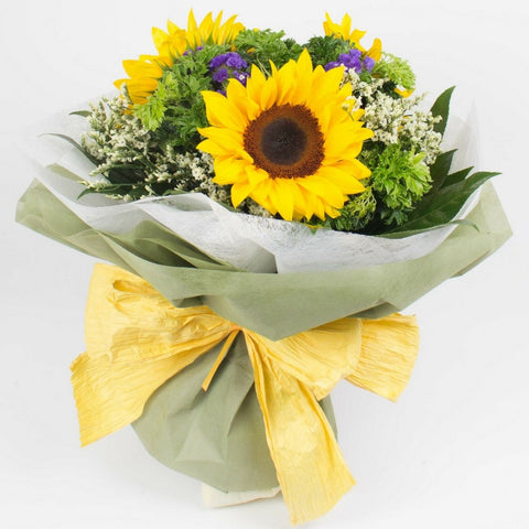 Sunflowers Bouquet 3