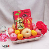 CNY Golden Premium Hamper (M)