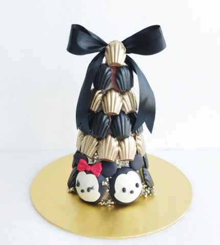 Mickey & Minnie Madeleine Tower