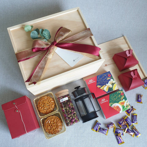 MOONCAKE FESTIVAL GIFT SET 08 (Klang Valley Delivery)