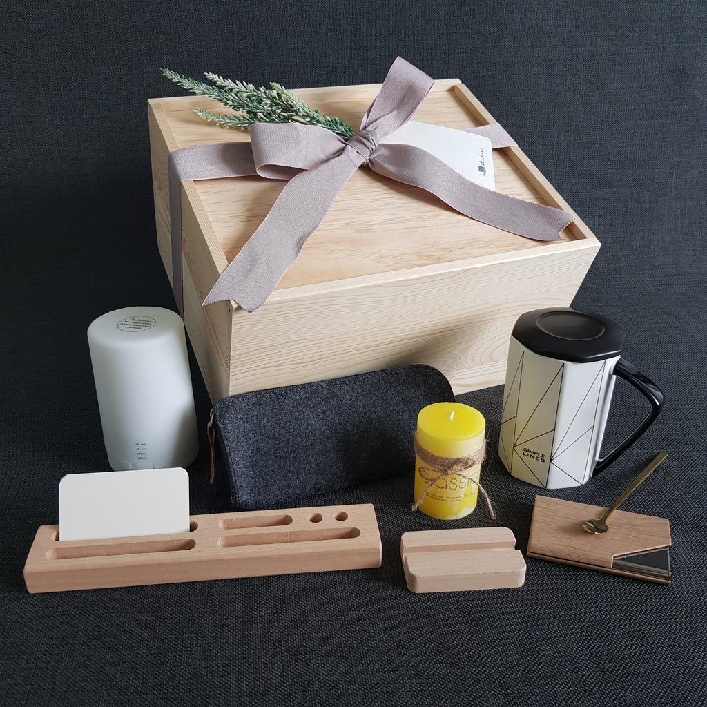 Working Space Gift Box - OXL02 (Nationwide Delivery)