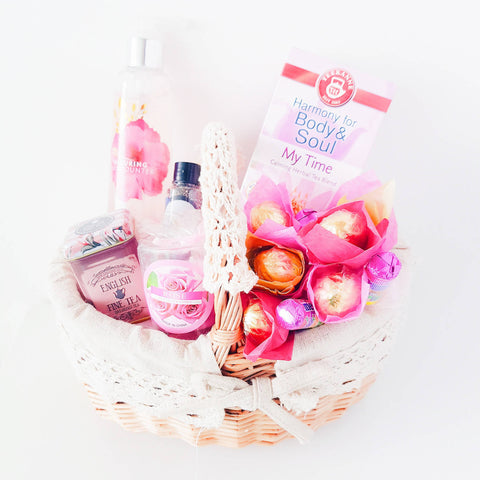Sweet Gift Basket