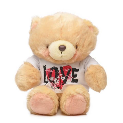"Forever Friends Bear - 6"" Bear with Love T-Shirt"