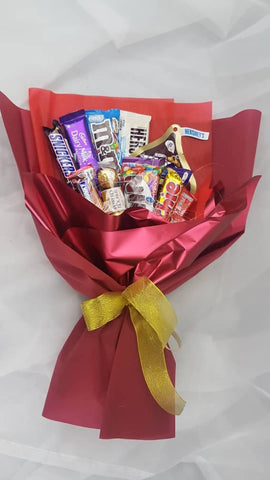 Delicious Chocolate Bouquet
