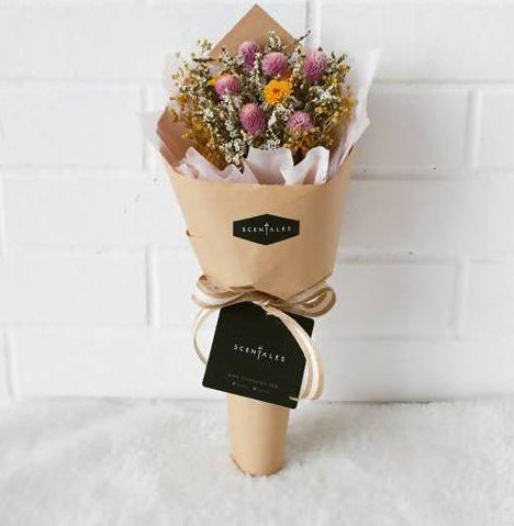 Halona Dried Flower Bouquet