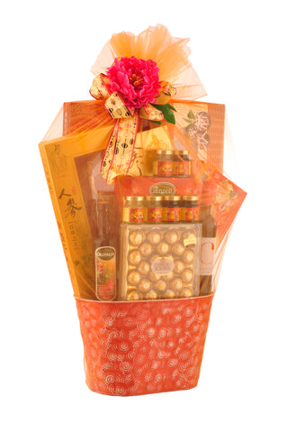 CNY Luxury Hamper - GLORY 春光明媚 Chinese New Year 2019 (Free Delivery within West Malaysia)