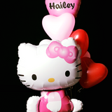 Hello Kitty Hearts Balloon Set