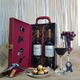 Deluxe Essential Wine Gift Box Set 01