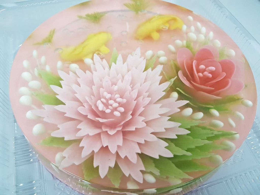 Charming Jelly Cake