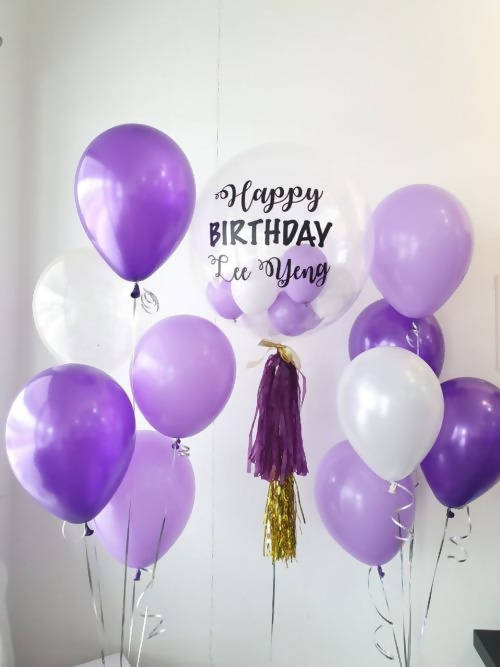 Purple Bloons