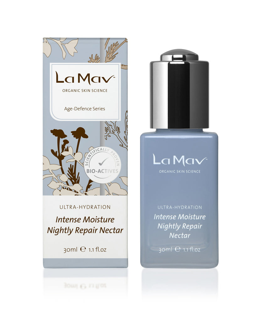 La Mav Intense Moisture Nightly Repair Nectar (30ml)