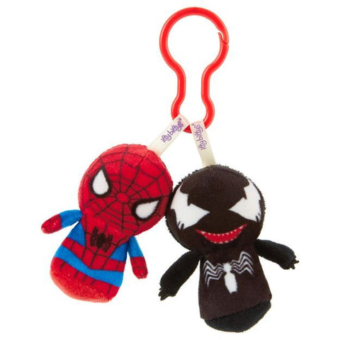 Itty Bitty® Clippy Spiderman & Venom