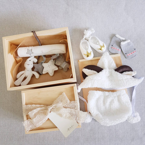 New Born Baby Gift Box 13 (Klang Valley Delivery)