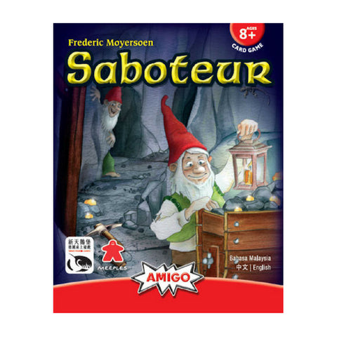 Saboteur - Board Game