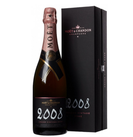 MOET & CHANDON - Grand Vintage Rose Champagne