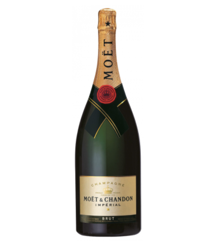 MOET & CHANDON - Imperial Champagne Magnum Bottle (1.5L)