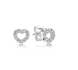 PANDORA Heart Stud Earrings