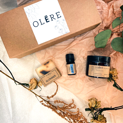 Wellness Gift Set - OLĒRE SLUMBER